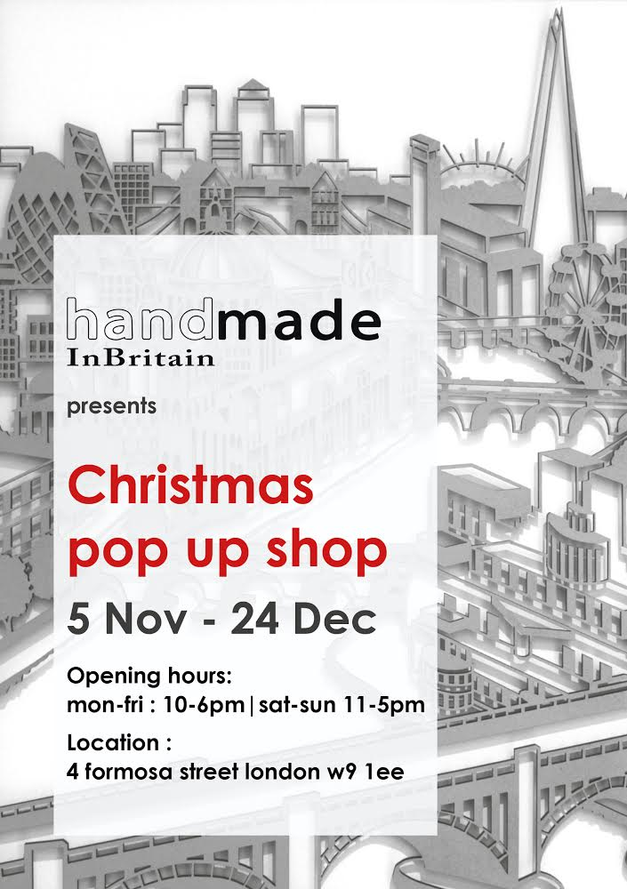 HMIB Christmas Pop Up 2014