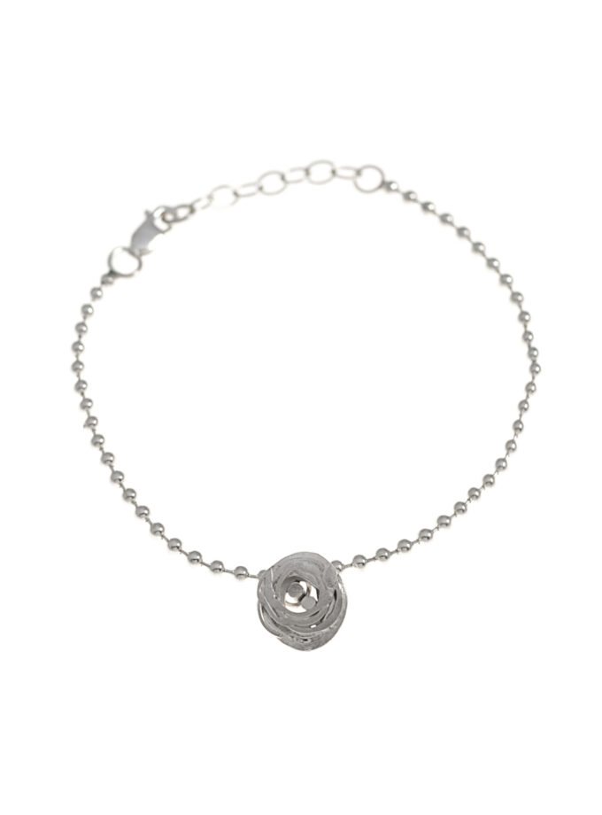Pond Ripples_Ball Chain Bracelet_ S