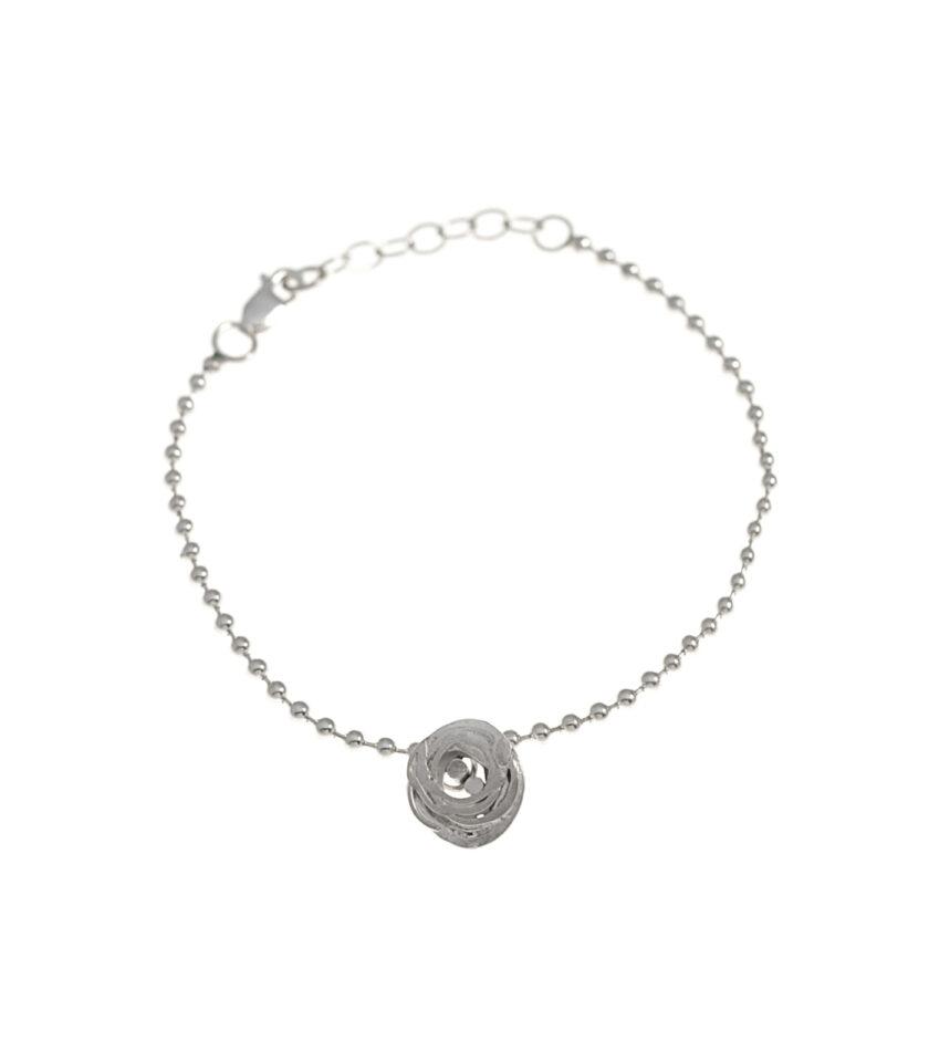 Pond Ripples_Ball Chain Bracelet_ S