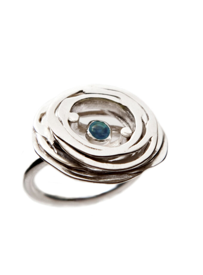 Pond Ripples_Ring BL stone
