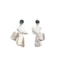 WCB _Blue Stone with Hanging Corals_Ear