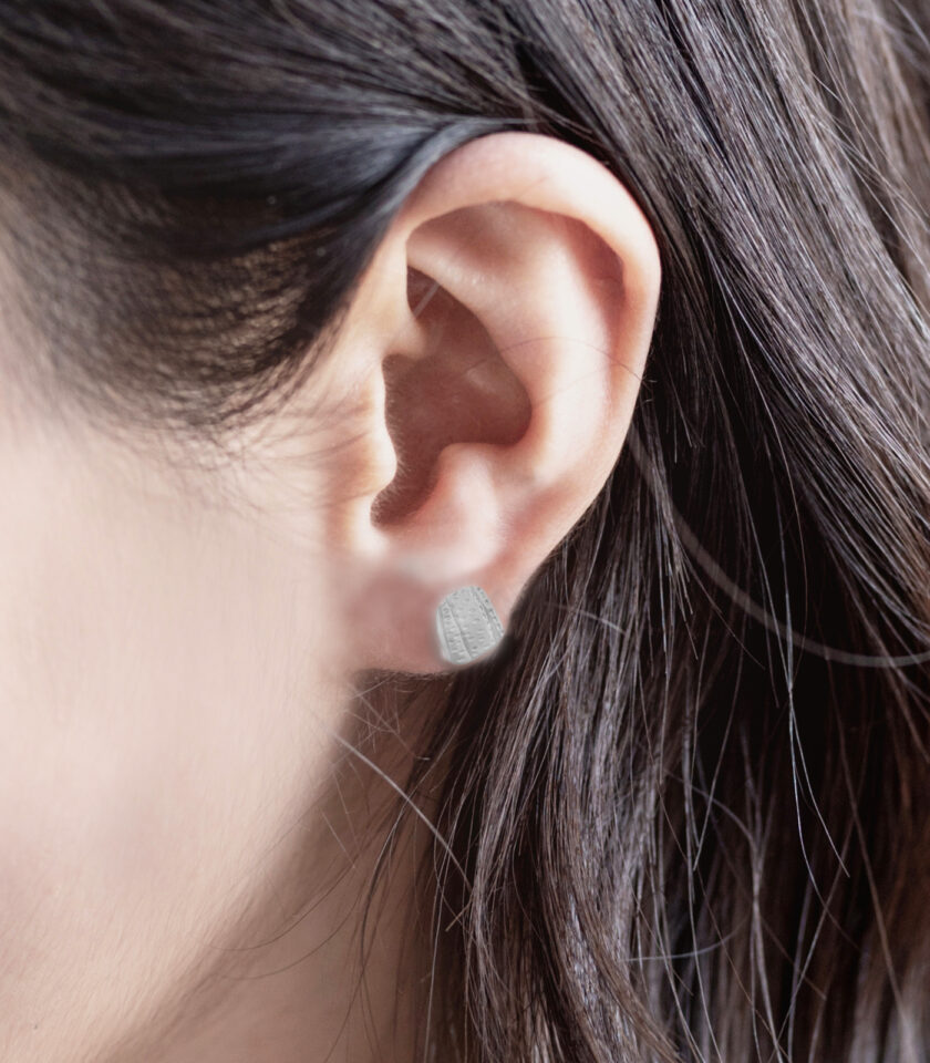 WCB _Ear Studs S 02